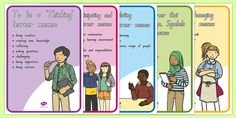 These Key Competencies are important for a child to learn to be able to speak to others and be able to learn. Decorate your class with these posters Active Listening, Kids Poster, Learning Environments, Learning To Be, Positive Attitude, Growth Mindset, Knowledge, Language, Challenges