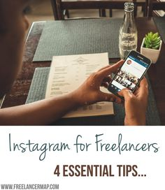#Instagram often gets overlooked by freelancers eventhough it can be an effective social media marketing tool. We collected 4 #tips on how #freelancer should use it...  #socialmedia #marketing #freelancing #freelancermap