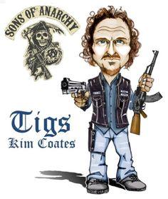 Tig // Sons Of Anarchy