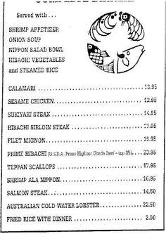 Five Forks Cafe Lunch Menu