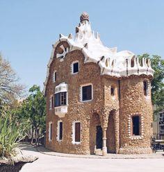 Park Güell Antoni Gaudí barcelona
