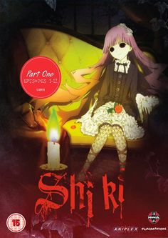 """Shiki. NOOOOOOOOOO!! I finished it today and was like """"WTF?! NO!"""" The ending is literally a cliffhanger! And then Tatsumi, Natsuno, Tohru (not sure how to spell his name. T-T), Ritsuko, and more people died, Sunako was still alive, Seishin turned into a werewolf, then the whole village was destroyed, and that's it?! But then again it suit the anime. So after that I went around my house saying, """"They got staked! They all got staked and died!"""" and so my family was a bit weirded out, and yeah."""