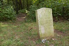 Col. Edward Baker Marker by Civil War Trust, Battle of Ball's Bluff