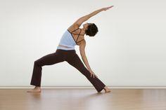 Yoga Benefits for Back Health