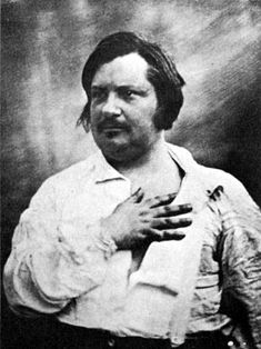50 cups of coffee a day: author Honoré de Balzac (* 20. Mai 1799 in Tours; † 18. August 1850 in Paris)