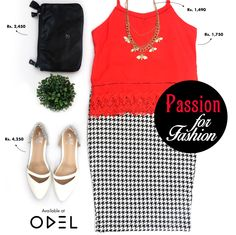 Passion for Fashion! #ODEL #intothewoods #Fashion #Style #Trend #Colombo #LifeStyle #PassionforFashion #OdelFashion #OdelStyle