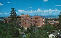 https://flic.kr/p/7Nn4ZE | Sacred Heart Hospital - Spokane, Washington | Sacred Heart Hospital Spokane, Washington