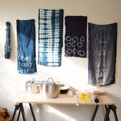 Shibori Indigo Dye DIY – Part 1