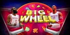 Spin the Big Wheel this week for a chance to win Mythic James Harden & Dwight Howard! http://pf.us.kick9.com/linkba?utm_content=bufferfa0f4&utm_medium=social&utm_source=pinterest.com&utm_campaign=buffer