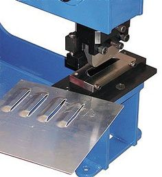 Buy Mittler Brothers at JEGS: Mittler Brothers Louver Punch Start Up Kit Louver Length: 3