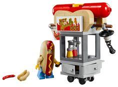 Lego Mecha, Lego Minifigs, Lego Ninjago, Lego Hacks, Lego Food, Lego Universe, Walt Disney, Lego City Sets, Lego Pictures