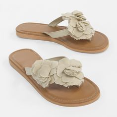 Bought these sandals from Shopko, they are cute!