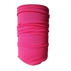 HEADWEAR TUBULAR MULTIFUNCTIONAL MICROFIBER BANDANA UV PROTECTION FOR OUTDOOR SPORTS WEAR SCARF, NECK - FOR MEN AND WOMEN (Pink Fluor). SOFT, RESISTANT and ELASTIC Bandana fabric microfiber dryfit type dress for outdoor sports and also for formal dress. Perfect for outdoor activities such as fishing, cycling, hiking, camping and hunting. The terminated boders on sewing permit the better grip and the rigth versatility for any activity. PROVEN QUALITY, we have been manufacturing wholesale...