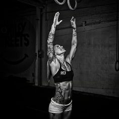 Christmas Abbott black white muscle up