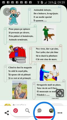 Toddler Learning Activities, Infant Activities, Kindergarten Activities, Early Education, Kids Education, Experiment, Romanian Language, Kids Poems, School Lessons