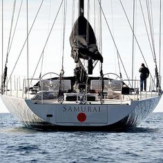 """Samurai 侍"" yacht (Mari-cha Ⅳ)"