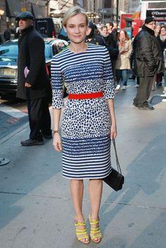 Diane Kruger in Preen