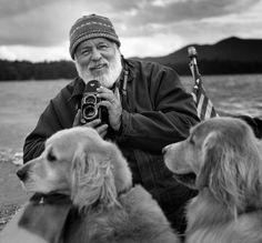 Portrait du photographe Bruce Weber