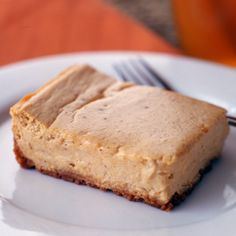 Weight Watchers Recipes | WeightWatchers.ca: Weight Watchers Recipe - Pumpkin Spice Cheesecake ...