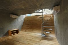 House in Byoubugaura / Takeshi Hosaka