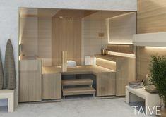 Cariitti proudly present Saunas, Lighting Solutions, Showroom, Led, Furniture, Sauna Lights, Design, Smooth, Home Decor