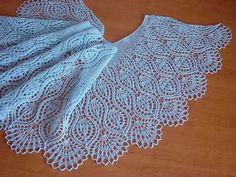 #Free#knitting #pattern: Pineapple Delight Ананасовое удовольствие pattern by Larisa Valeeva #afs 10/5/13