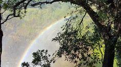 Victoria Falls in Niagara Falls, Country Roads, Celestial, Nature, Travel, Outdoor, Zimbabwe, Viajes, Outdoors