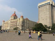 The Taj Hotel, Mumbai, India