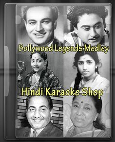 MEDLEY NAME - Bollywood Legends Medley