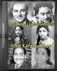 MEDLEY NAME - Bollywood Legends Medley