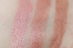 RdeL Young Love you more Blusher Swatches