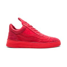 Filling Pieces Nine-Five Low Top featuring polyvore, women's fashion, shoes, sneakers, lace up shoes, rubber sole shoes, laced up shoes, filling pieces and lacing sneakers