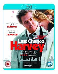 Last Chance Harvey Romantic drama starring Dustin Hoffman and Emma Thompson. Harvey Shine (Hoffman) is one of lifes losers. A would-be jazz pianist he earns his living in a dead-end job writing advertising jingles. When http://www.MightGet.com/january-2017-12/last-chance-harvey.asp