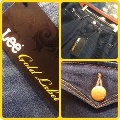 We have some great new Gold Label products coming in Fall Can't wait! Lee Jeans, Denim Jeans, Gold Labels, Deep Blue, Fall, Products, Style, Fashion, Autumn