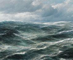 Leprincelointain: Hugo Schnars-Alquist (1855-1939) Marine -...