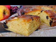Le gâteau à 1 pomme ! / Vous allez être sous le choc / Ça fond dans la bouche / Recette facile 👍🔝 - YouTube Apple Cake Recipes, Easy Cake Recipes, Baking Recipes, Fruit Yogurt, Yogurt Cake, Good Food, Yummy Food, Apple Bread, Birthday Desserts