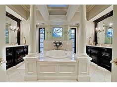 Spectacular 1.1 acre Preston Hollow Mediterranean estate. Custom design by Larry Boeder Construction by Bob Thompson Homes. Offering truly exceptional construction and finish, the property features four bedrooms, five full bathstwo half baths, downstairs master suite and spectacular gourmet kitchen wth custom cabinetry. #zillow