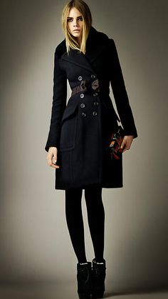 #Burberry - Fall 2012