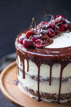 Black Forest Cake recipe - by RecipeGirl.com