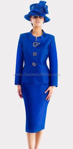 Moshita 6239 Womens Church Suits