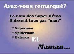 :) maman
