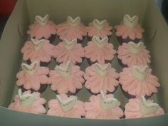 Muffinky pro malé tanečnice