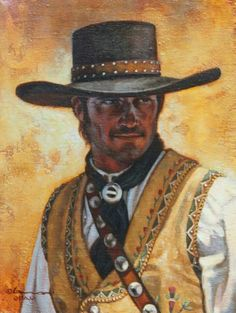 The Comanchero by Steven Lang