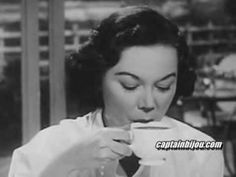 1959 MAXWELL HOUSE INSTANT COFFEE COMMERCIAL