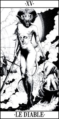 XV The Devil.