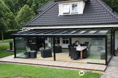 Lawn edge on the terrace very clean, # lawn edge Outdoor Patio Designs, Small Backyard Patio, Backyard Garden Design, Backyard Projects, Diy Patio, Small Pergola, Patio Ideas, Pergola With Roof, Pergola Patio