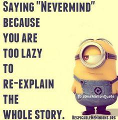 Friday Minions Funny quotes (01:12:35 PM, Friday 20, November 2015 PST) – 10 pics