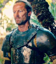 Iain Glen -- GoT and Downton Abbey? Officially obsessed.