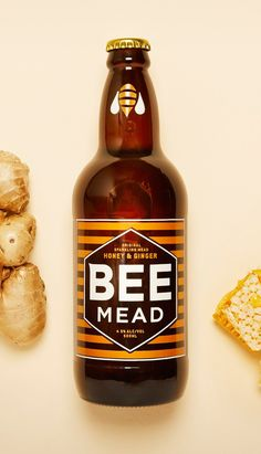 Bee Mead - Honey and Ginger