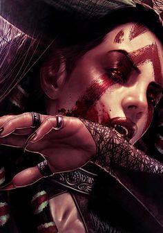 Vampire Fantasy Art | The Fantasy Art of Steve Argyle | Fantasy Inspiration